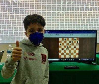 Participa colimense en Campeonato Norteamericano de Ajedrez Juvenil