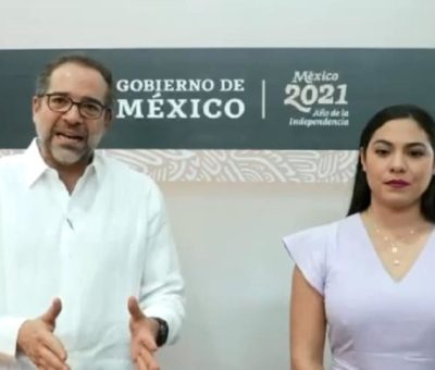 Nacho e Indira logran recursos en Hacienda para pagar segunda quincena