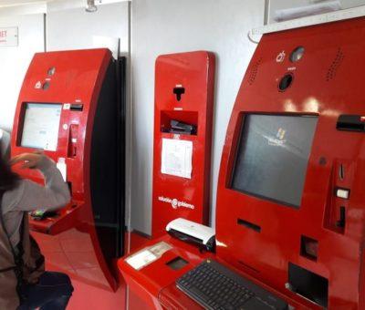 Suspenden servicio en algunos Kioscos y cambian horarios en otros