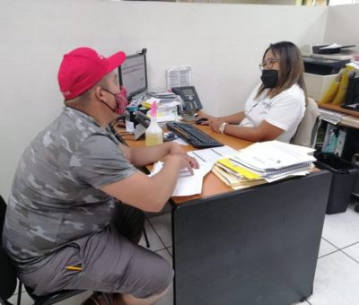Secretaría del Trabajo brinda atención vía telefónica para evitar contagios