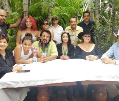 Actores colimenses graban en la Entidad película «La Diva Sicaria»