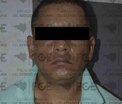 Detiene FGE a un hombre por homicidio de comandante de la Fiscalía