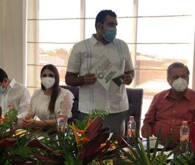 Se dieron grandes resultados durante seis años en Cuauhtémoc: Rafa Mendoza