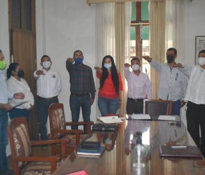 Conforman el Gabinete de Primer Nivel en Minatitlán